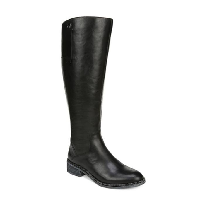 franco-sarto-black-boot