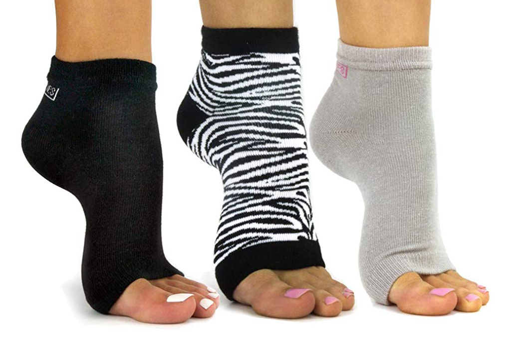 freetoes toeless socks
