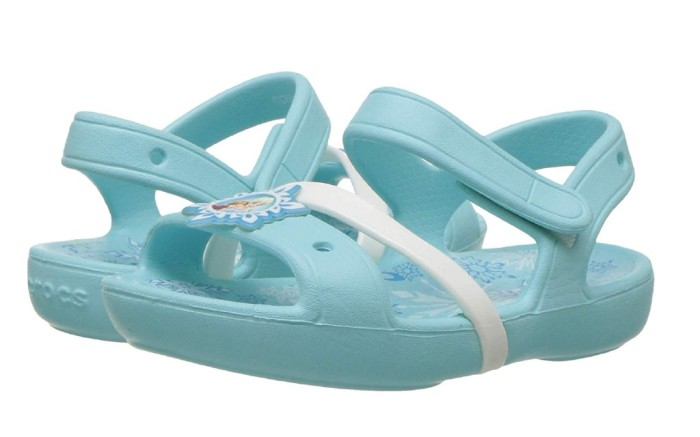 Crocs Elsa and Anna Frozen Sandal