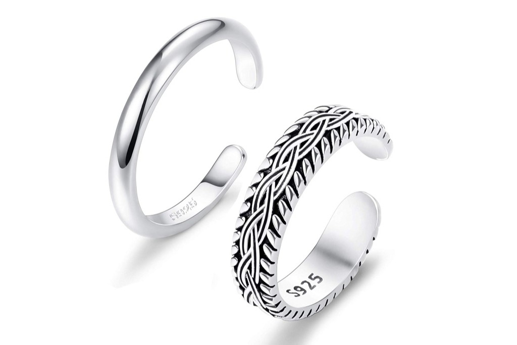 FunRun Jewelry Toe Rings