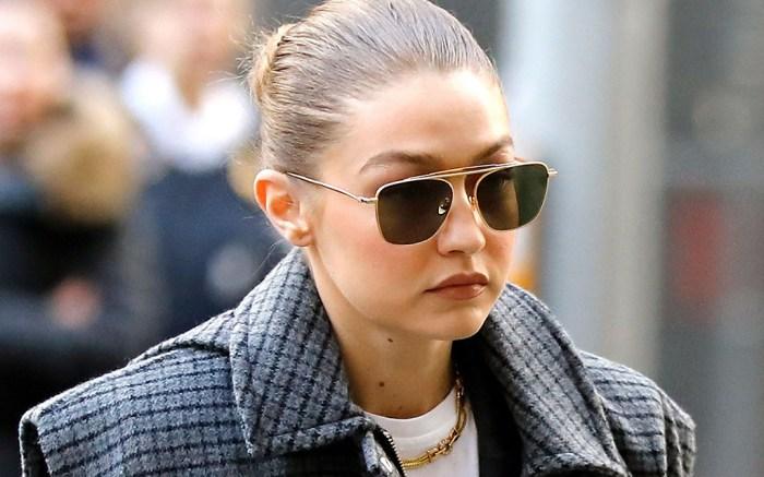 Gigi Hadid appears as potential juror on Weinstein case, New York, USA – 16 Jan 2020