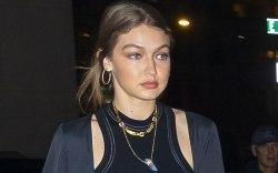 Gigi Hadid, celebrity style, nyc, street