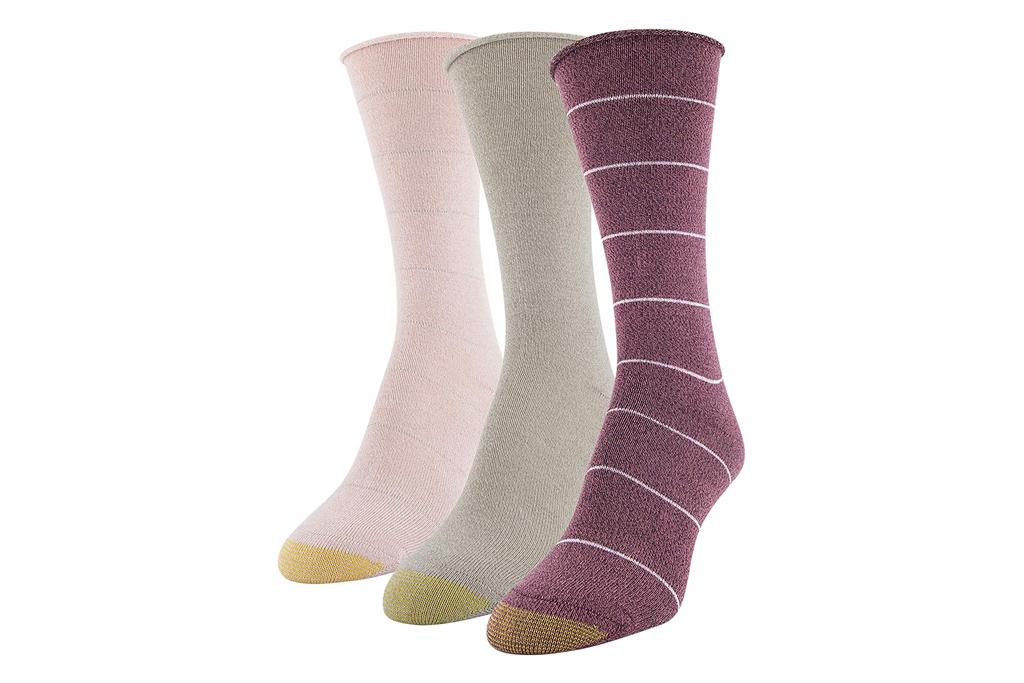gold toe socks
