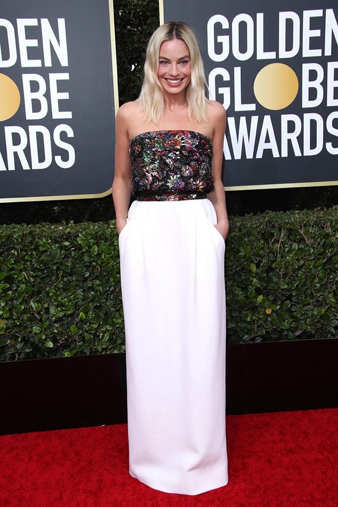 Margot Robbie77th Annual Golden Globe Awards, Arrivals, Los Angeles, USA - 05 Jan 2020