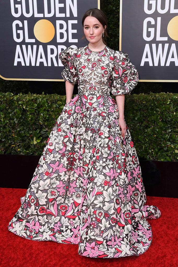 Kaitlyn Dever77th Annual Golden Globe Awards, Arrivals, Los Angeles, USA - 05 Jan 2020