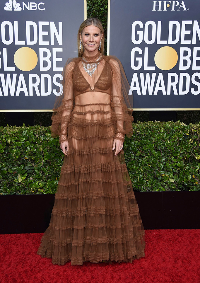 Golden Globes Worst Dressed Celebrities According To You Footwear News