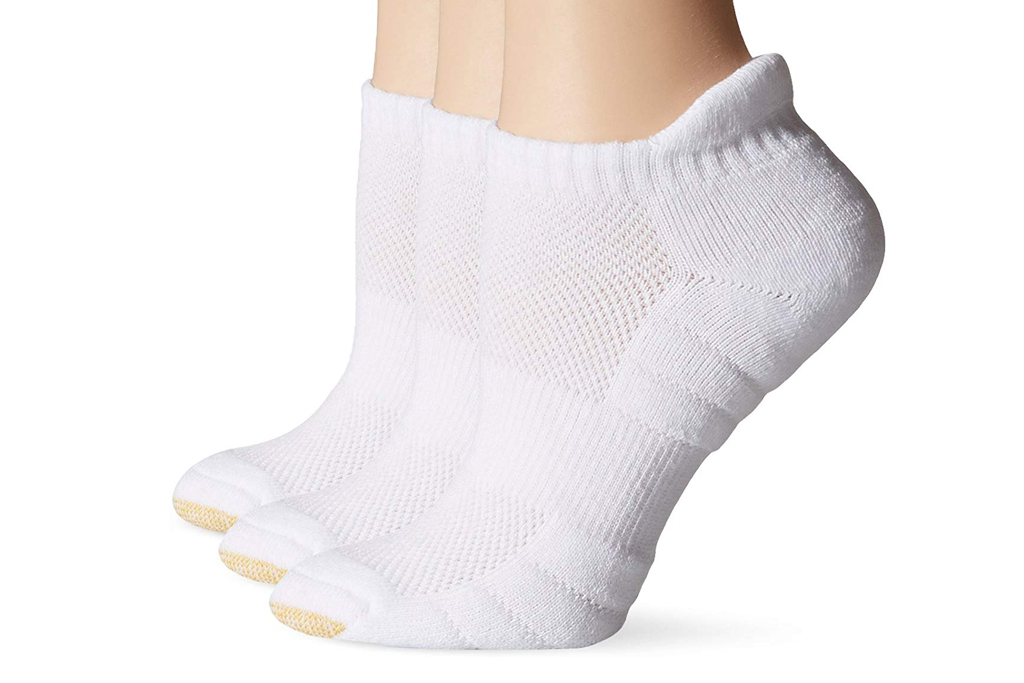 goldtoe roll top socks
