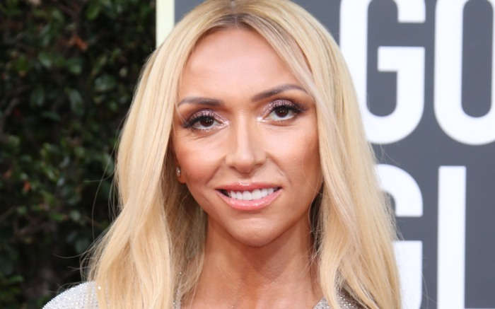 Giuliana Rancic, golden globes, red carpet