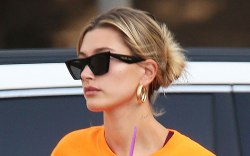 Hailey Baldwin, los angeles, street style,