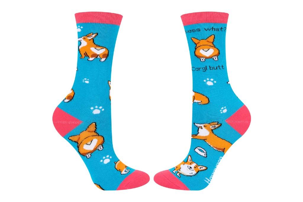 HappyPop Corgi Butt Socks