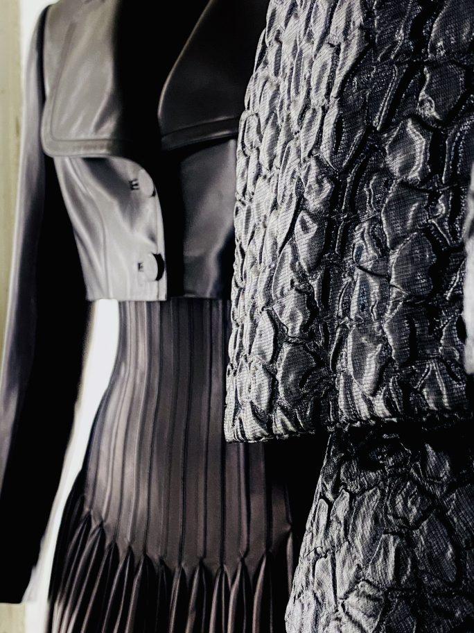 Alaia and Balenciaga: Sculptors of Form