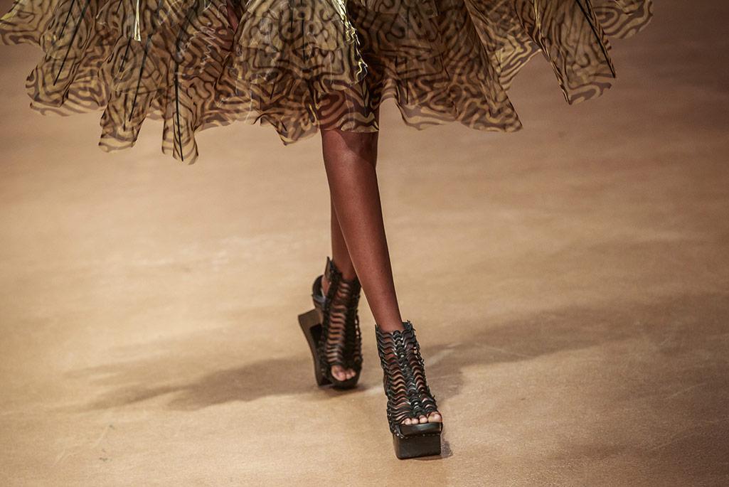 Iris Van Herpen, haute couture, spring '20, Paris Couture Week.