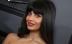 Jameela Jamil62nd Annual Grammy Awards, Arrivals,