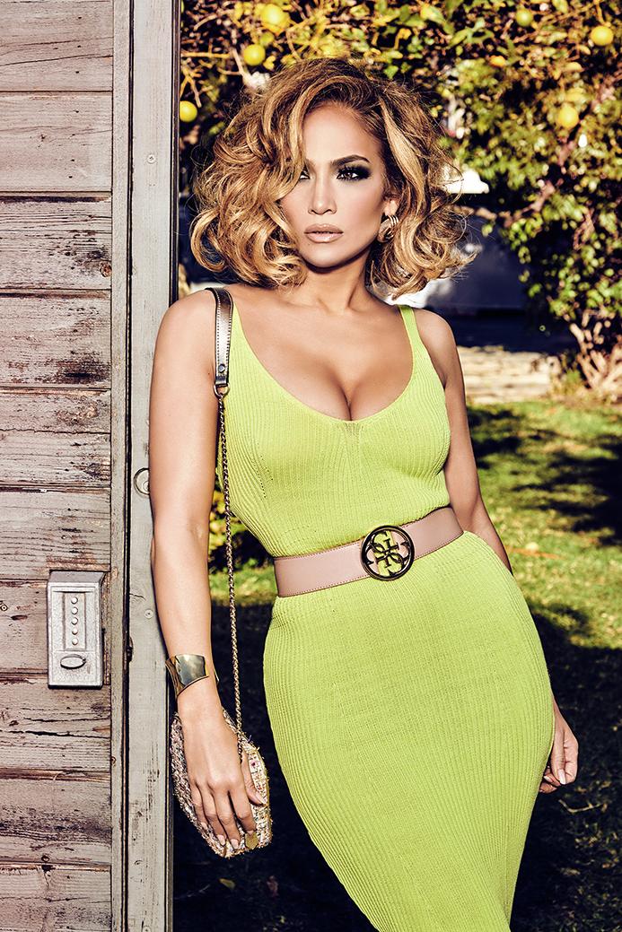 Jennifer Lopez Guess
