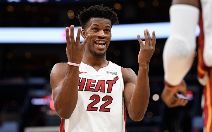 Miami Heat Jimmy Butler