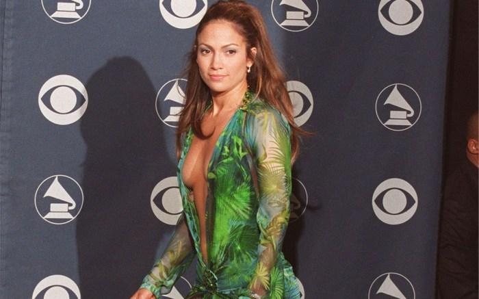 Jennifer Lopez, Grammys, 2000s shoes