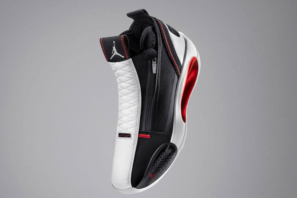 Air Jordan 34, Se