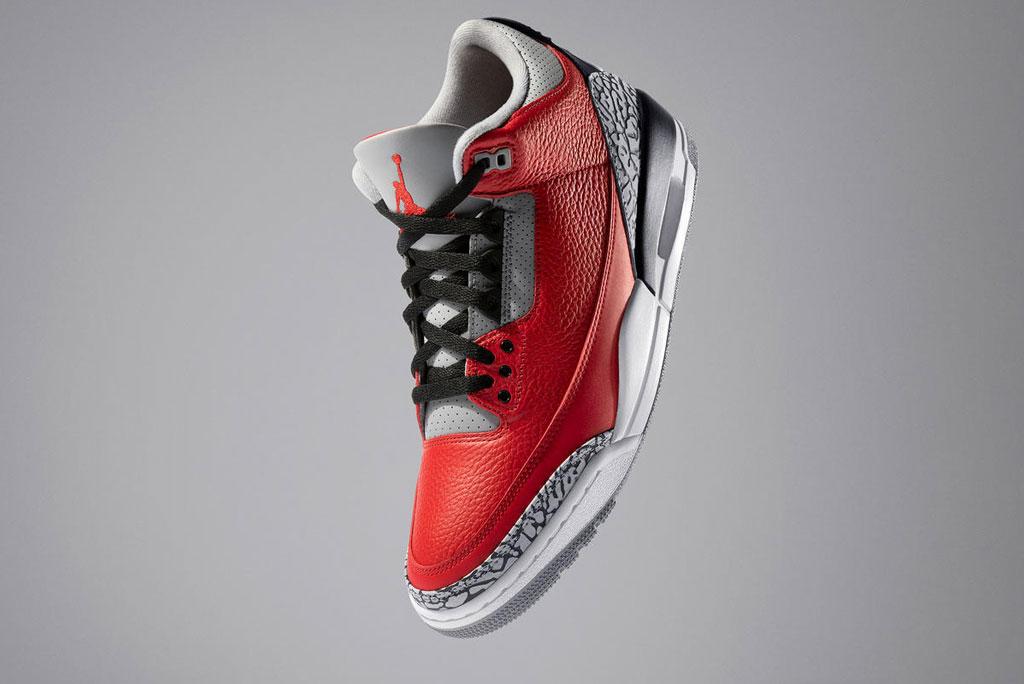 Air Jordan 3 Retro U, sneakers, nba all star game