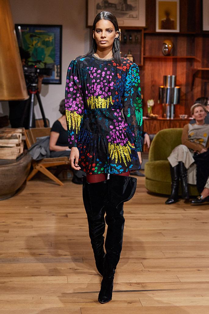 Dress by Julie de Libran, Paris Couture Week.