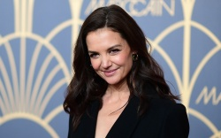 Katie Holmes, marc cain, celebrity style,