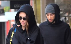 Kendall Jenner , ben simmons, nyc,