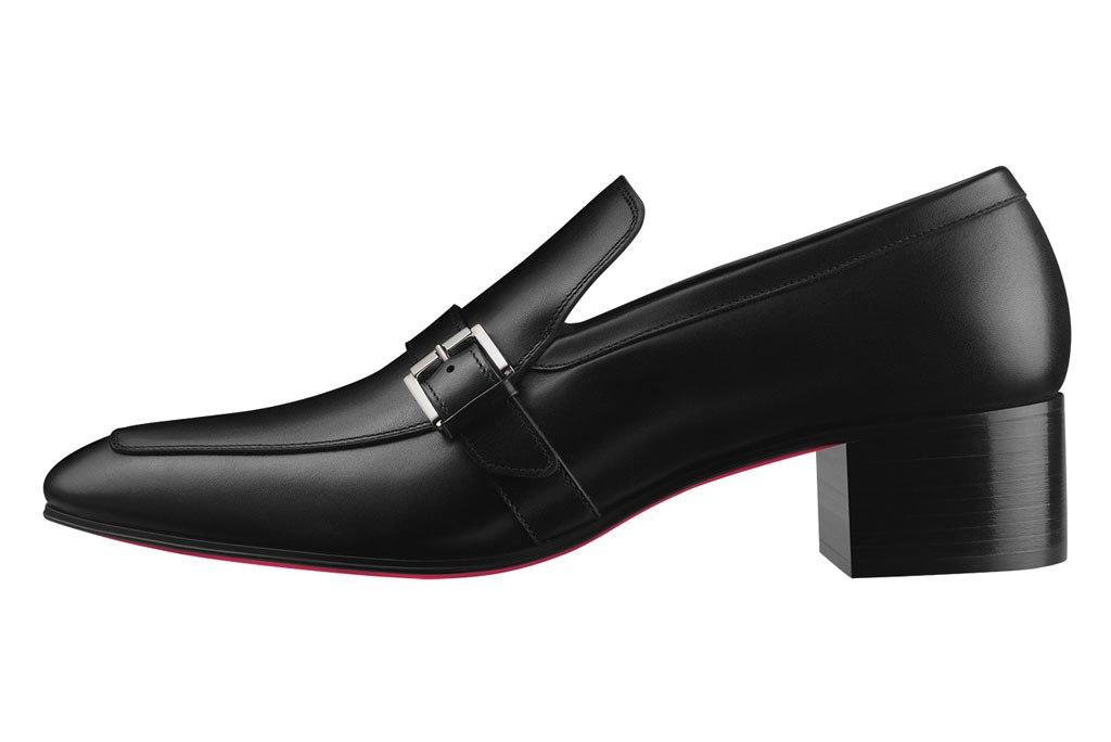 Christian Louboutin fall 2020, Paris Mens Fashion Week, heels
