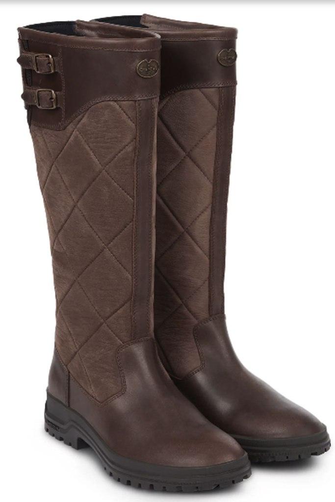 Le Chameau , jameson, weatherproof boots