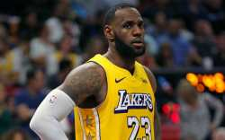 LeBron James, los angeles lakers, nba