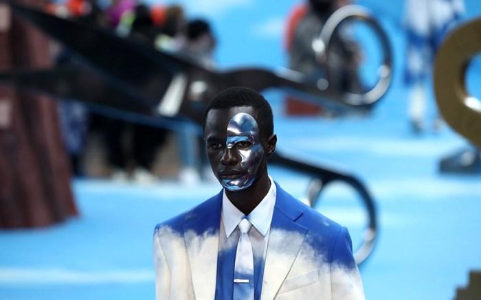 Louis Vuitton – Runway – Paris Men's Fashion Week F/W 2020/21, France – 16 Jan 2020