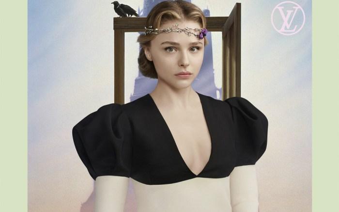 Chloe Grace Moretz, Louis Vuitton Pre-fall 2020, Louis Vuitton