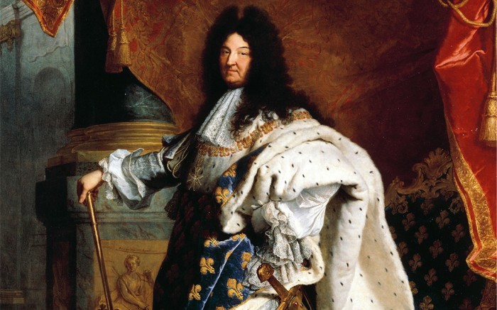 Louis XIV, historical, men in heels
