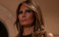 Melania Trump, mar-a-lago, new years eve,
