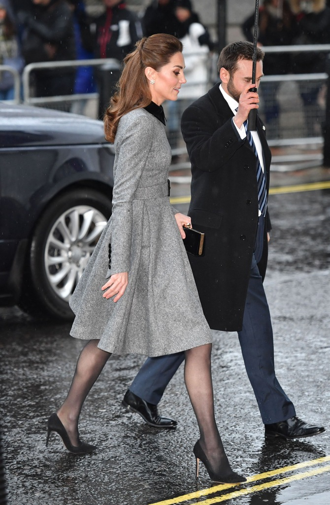 Catherine Duchess of CambridgeHolocaust Memorial Day Commemorative Ceremony, London, UK - 27 Jan 2020The Duke and Duchess of Cambridge will attend the UK Holocaust Memorial Day Commemorative Ceremony in Westminster on Monday 27th January 2020. Holocaust Memorial Day takes place each year on the 27th January, the anniversary of the liberation of Auschwitz-Birkenau, and honours survivors of the Holocaust, Nazi Persecution, and subsequent genocides in Cambodia, Rwanda, Bosnia and Darfur. 2020 marks the 75th anniversary of the liberation of Auschwitz-Birkenau. The ceremony is run by the Holocaust Memorial Day Trust (HMDT) of which The Prince of Wales is Patron.