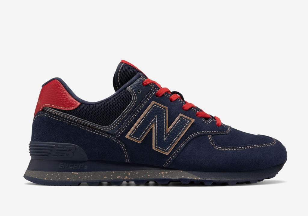 New Balance 574 'Black History Month'