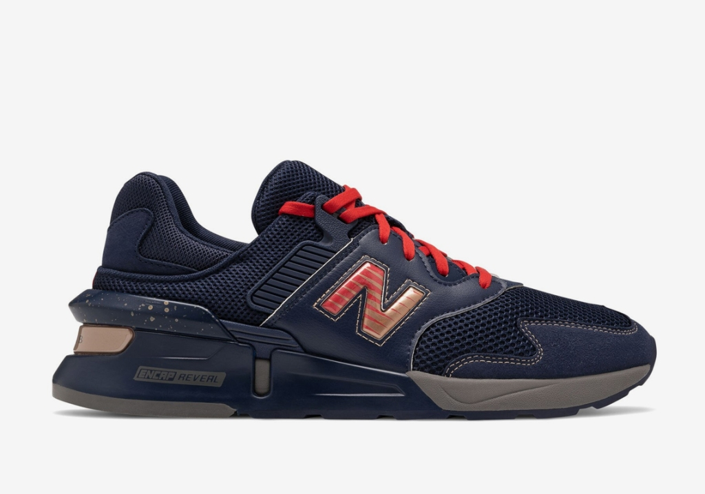 New Balance 997S 'Black History Month'