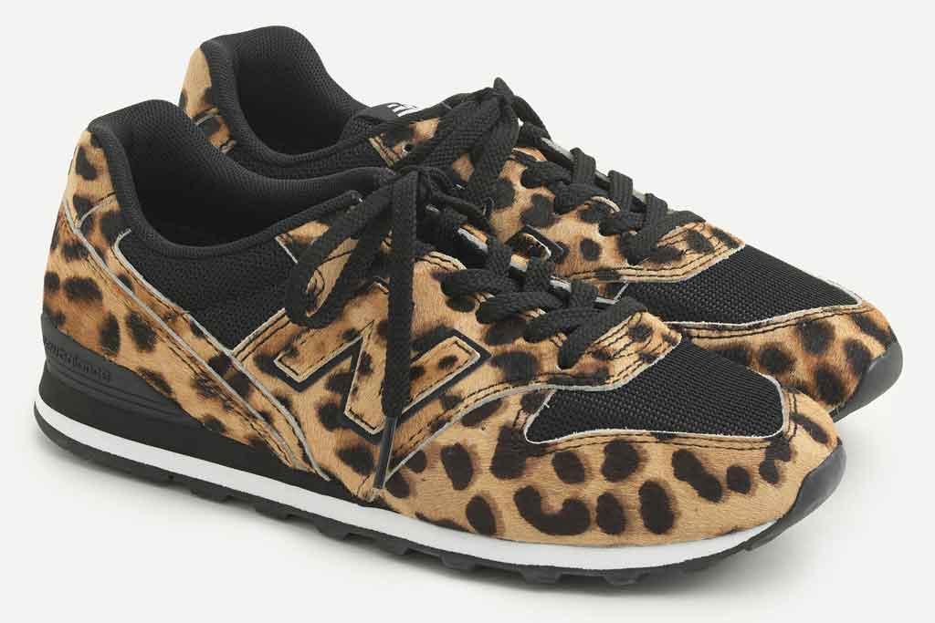 new balance leopard