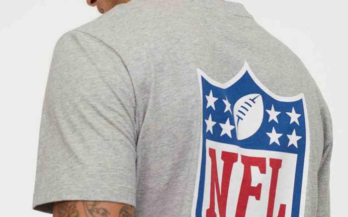H&M, NFL