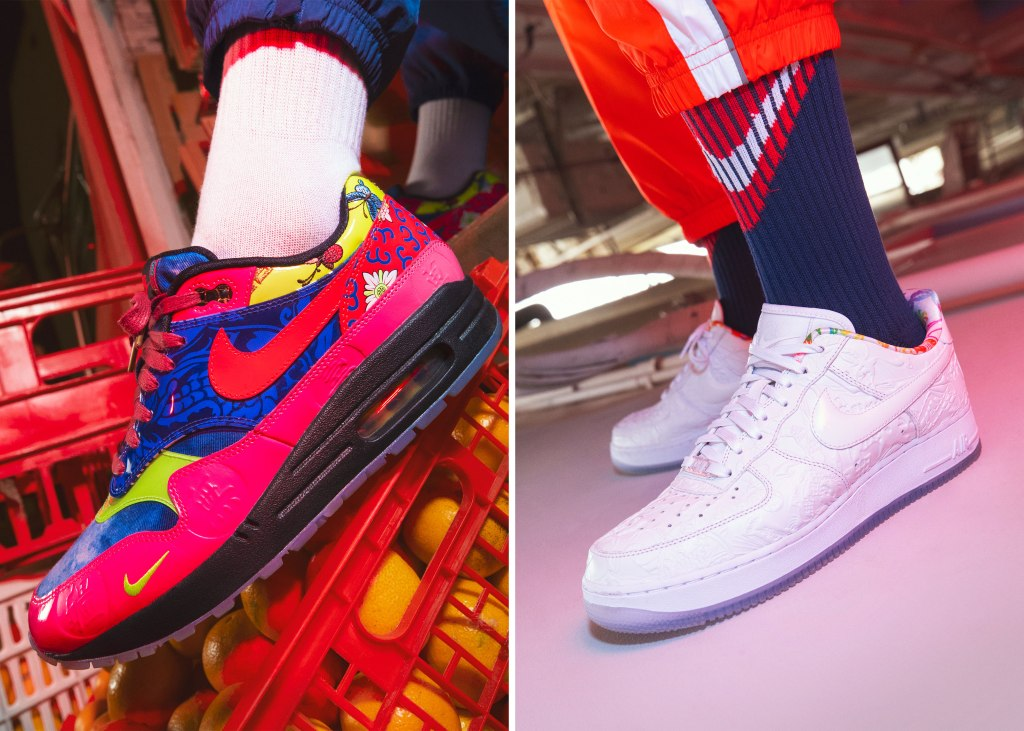Nike 2020 Year of the Rat Chinese New Year Collection
