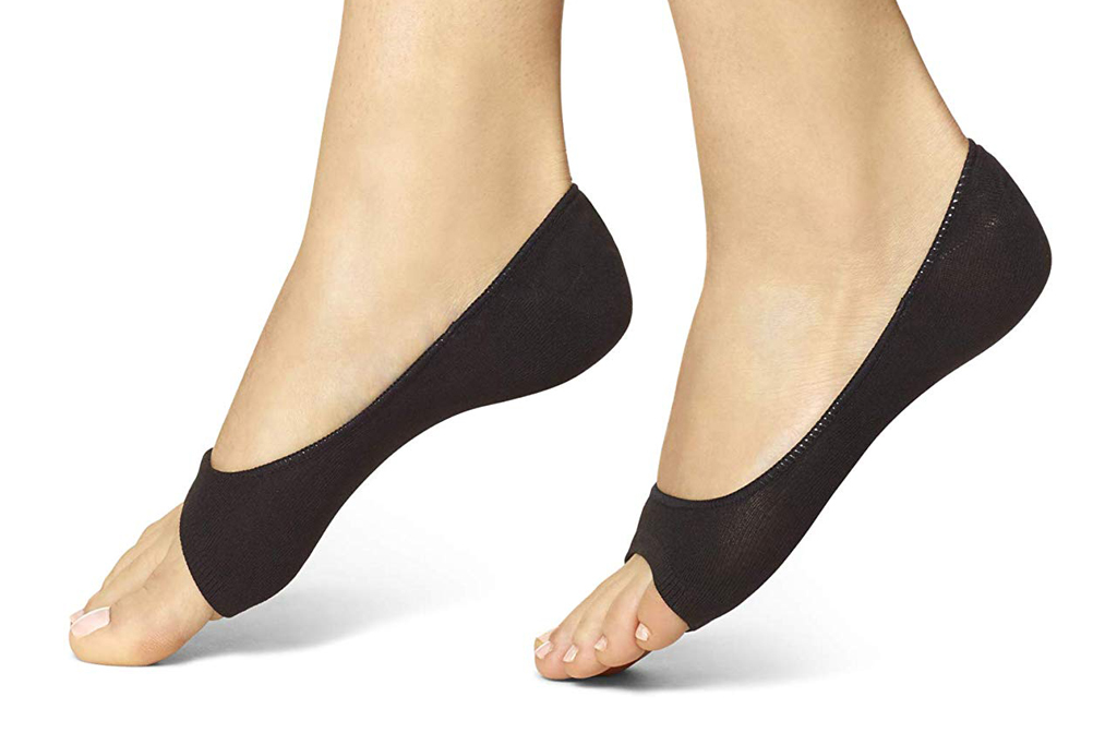 no nonsense toe socks