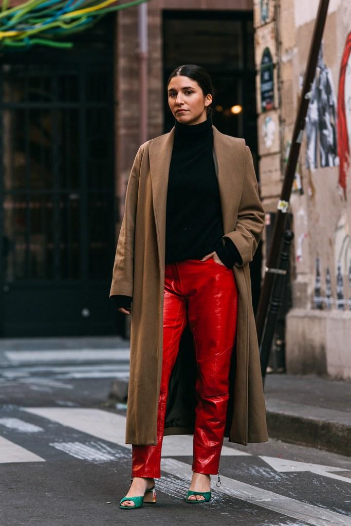 Iindaco, Pamela Costantini, street style, pfw, couture week