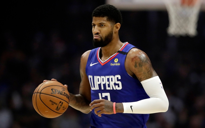Los Angeles Clippers Paul George