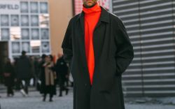 Pitti Uomo Men's Fall '20 Street Style