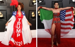 2020 grammy awards, joy villa, megan