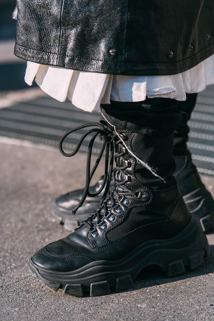 casey spooner, street style, milan fashion week mens