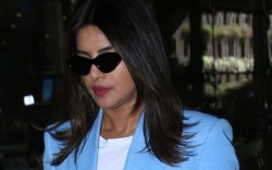 Priyanka Chopra, celebrity style, airport, mumbai