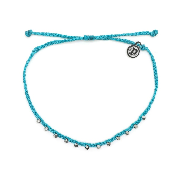 pure vida beaded anklet