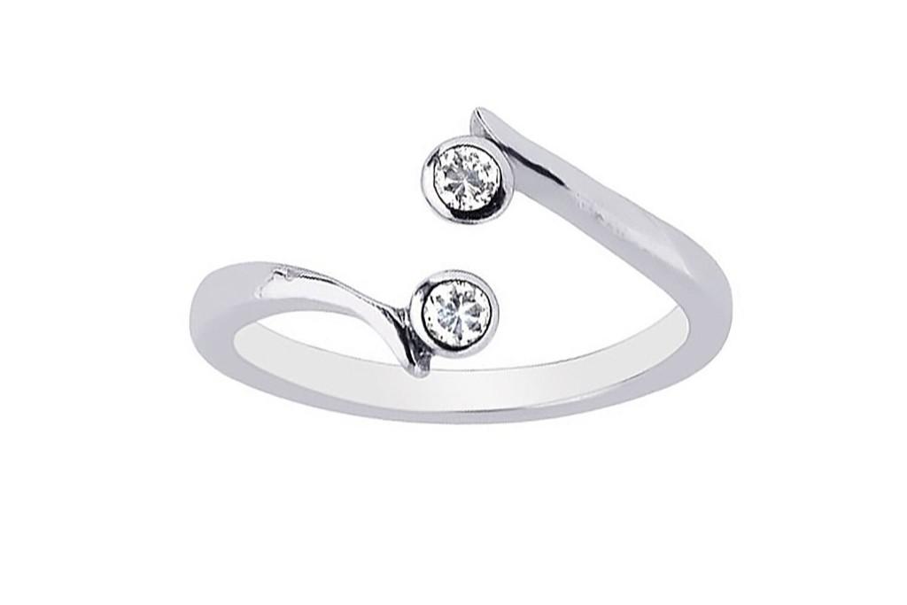 Rita Stephens Toe Ring
