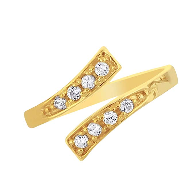Ritastephens-Gold-Crossover-Toe-Ring
