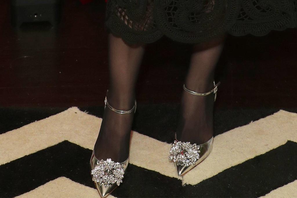 christina ricci, roger vivier, abracashoes, launch event, shoes, magic