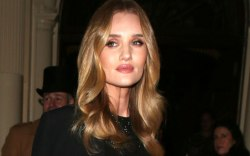 Rosie Huntington-Whiteley, celebrity style, london